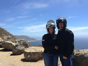 motorcycle ride on pch