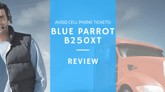 blue parrot b250xt review
