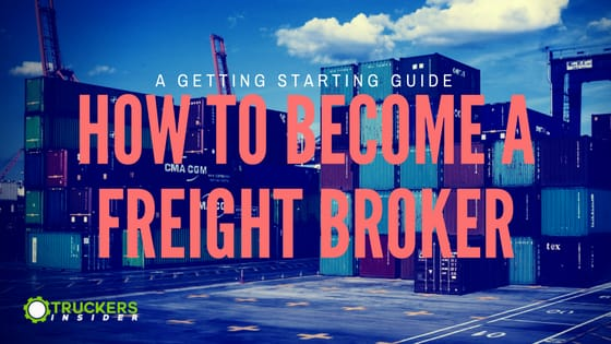 freight broker training
