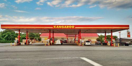 kanaroo gas station